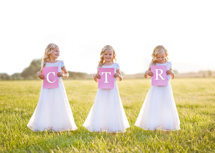cute CTR, 8 year old photo idea. Great thing for a CTR teacher to do for the students for younger kids too.  Take the pictures put them on anything from cardstock to a nice canvas or block of wood.
