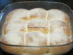 schnelle fluffige gefuellte Buchteln « kochen & backen leicht gemacht mit Schritt für Schritt Bilder von & mit Slava