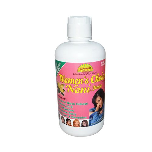 Dynamic Health Women's Choice Noni Juice – 32 fl oz