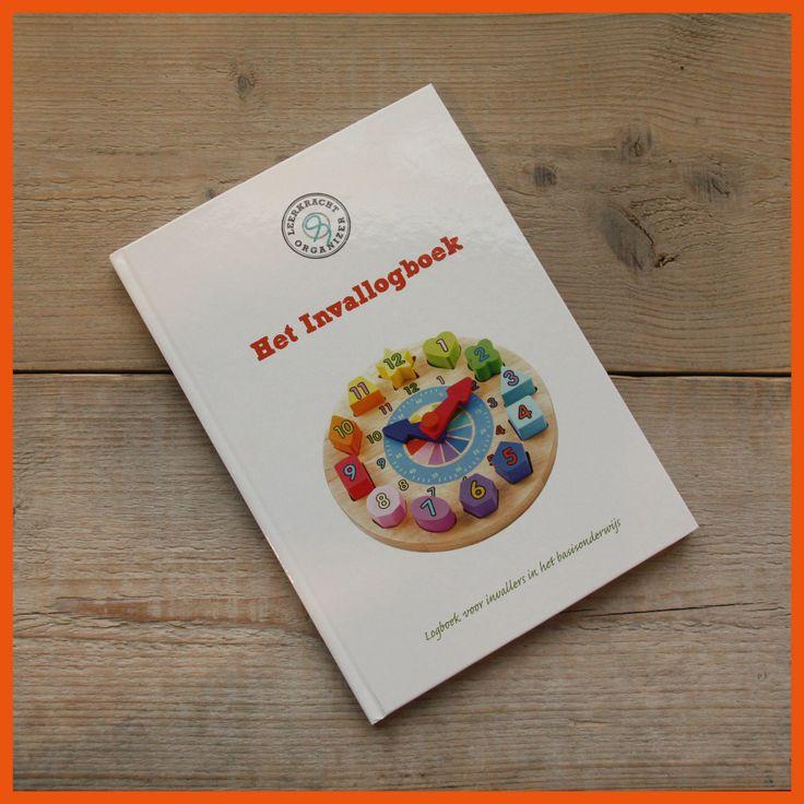 In dit logboek registreer je snel en eenvoudig alle belangrijke info en ervaringen van je invalmomenten.
