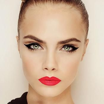 Tendencias make-up: maquillaje pin up ,tutoriales. | Cuidar de tu belleza es facilisimo.com