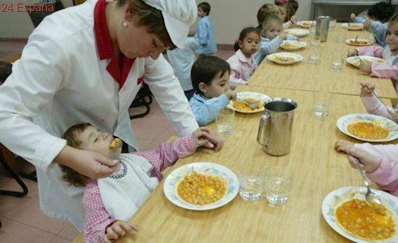 Este verano abrirán 32 comedores escolares para 5.300 alumnos