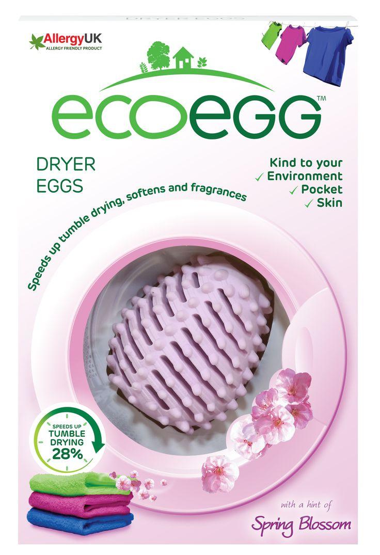 Vajíčko do sušičky s vůní Jarních květů Ecoegg (2 ks). Využijte dopravu zdarma při nákupu nad 890 Kč nebo výdejní místo zdarma v naší kamenné prodejně NuSpring v Praze.