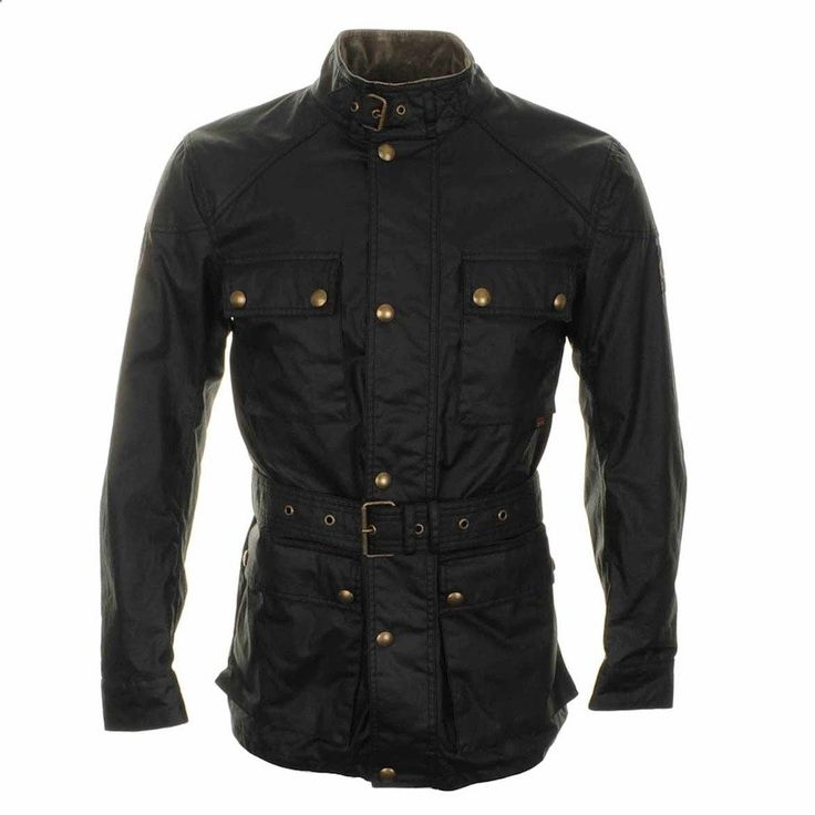 Belstaff | Belstaff Roadmaster Jacket Black | Belstaff Jackets Coats Belstaff Jacket Designer Clothes @ Mainline Menswear Stockists Of Belstaff Jackets Barbour Stone Island Lyle And Scott Henri Lloyd G Star Armani Hugo Boss Original Penguin Fred Perry Lacoste Two Stoned Henleys Mens Designer Clo