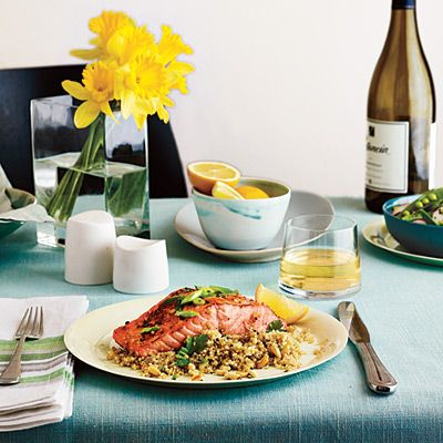 Fast weekend night meals