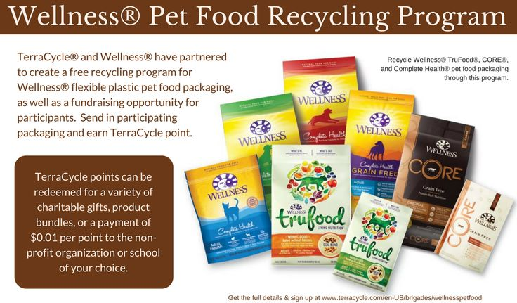 Earn Cash for Your School/Org with the #WellnessPetFood Recycling Program #ad https://babytoboomer.com/2016/12/09/earn-cash-for-your-school/ @petsmart @wellnesspet #WellnessPet