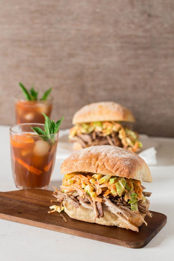 Chinese Five Spice Slow Cooked  Pulled Pork Recipe | Recipes From A Pantry