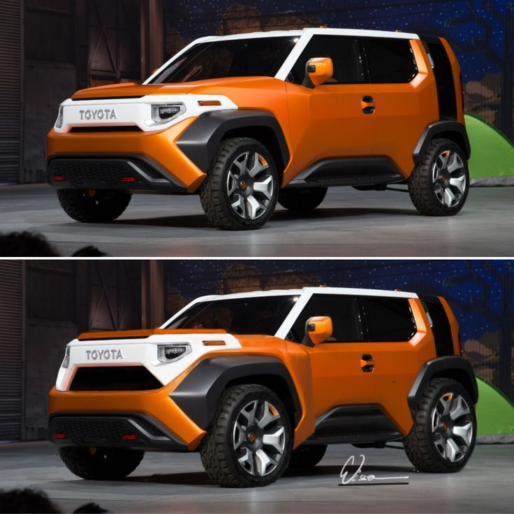 Toyota Suv Crossover: 76 Best CARS THE WAY I WANT Images On Pinterest