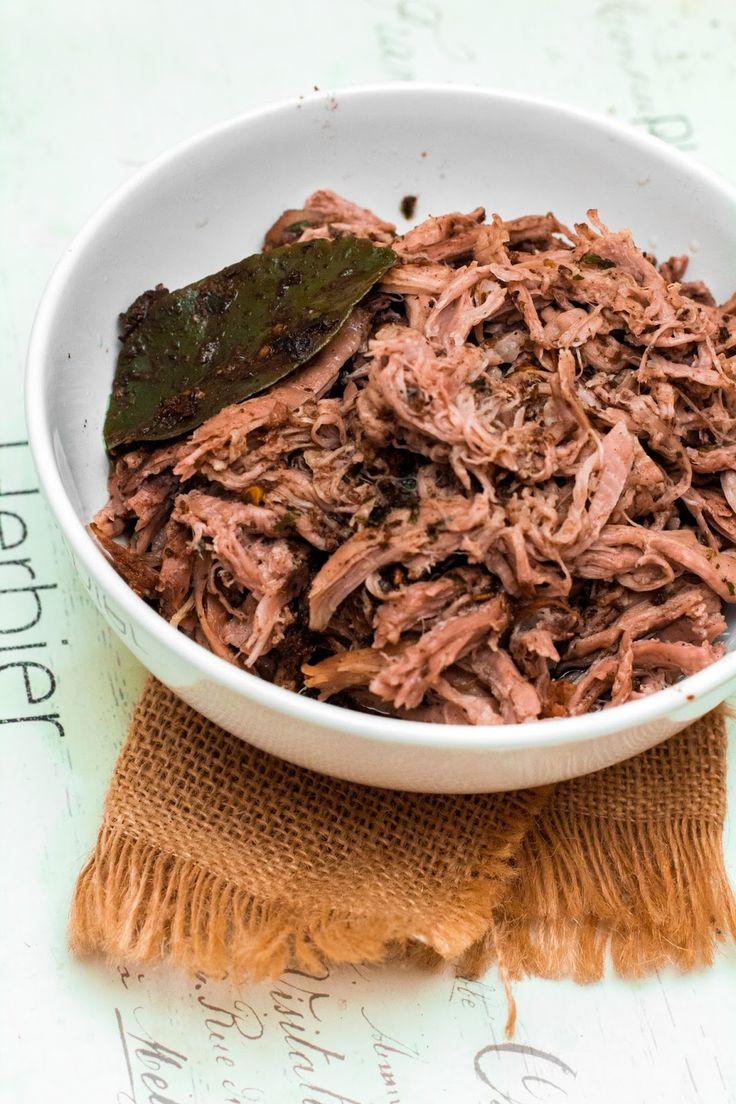 Pulled pork na azjatycką nutę