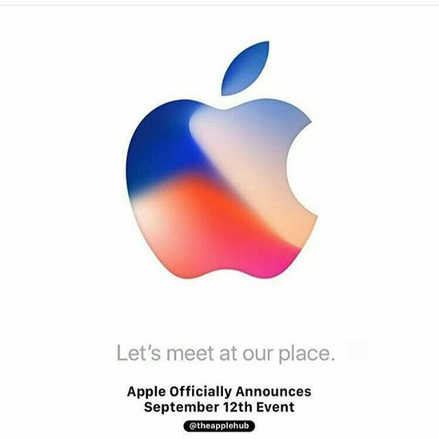 Reposting @thetechshow_official: Apple officially announce it's annual even date as 12th September.  #tech #technology #smartphone #iphone #ios #iphone8 #iphone7plus #iphone7 #phone #announcement #september #event #ultralabapps #instahash #insta #instadaily #instagram #instagood #tags #usa #america #india #indian #europe #asia