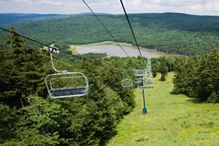 Scenic Lift Rides at Snowshoe Resort