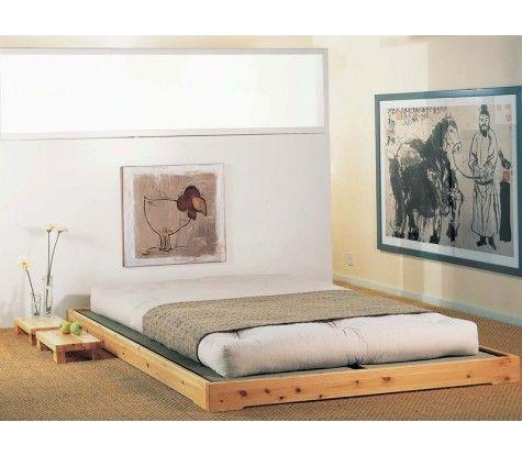 Les 25 meilleures id es de la cat gorie futon japonais sur for Meuble japonais muji