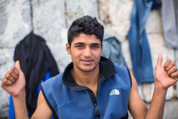 Při svém rozhovoru se jeden z uprchlíků přiznal a potvrdil, že cílem tohoto stěhování národů není uniknutí válce, ale islamizace Evropy.