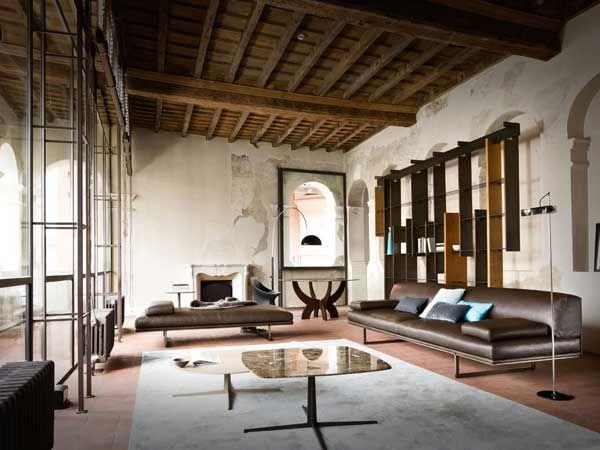 Arredamento Moderno E Classico: Abbinare classico e moderno le forme i ...