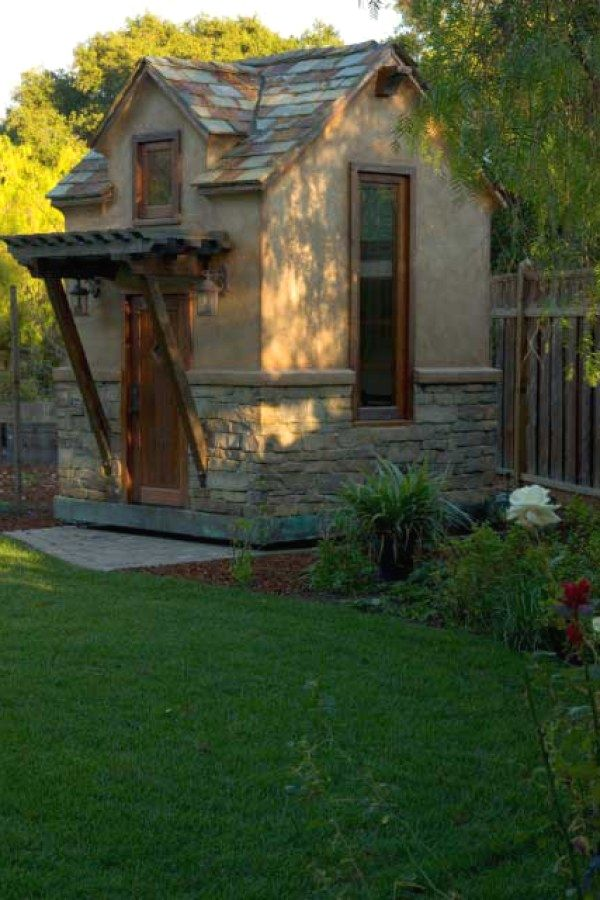 Awesome Garden Shed repurposed designs for your landscaping outdoor