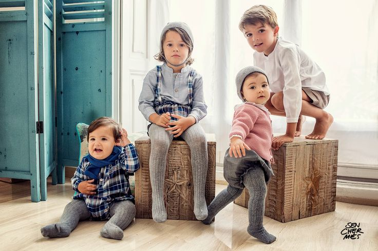 Hiszpańskie ubrania (Mi pequeño Lucas)