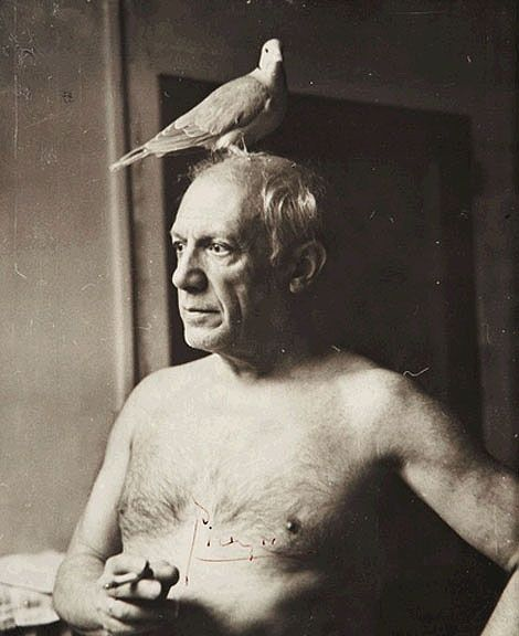 Pablo Picasso by James Lord.