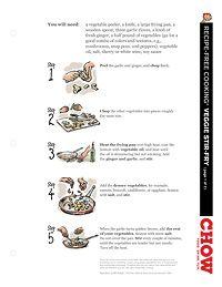 How to Make a Veggie Stir Fry | Chow