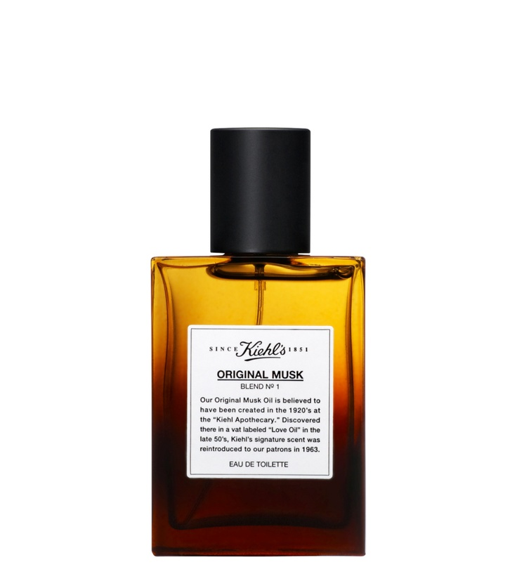 Kiehl's Musk Eau de Toilette Spray-the inside of my purse smells like this