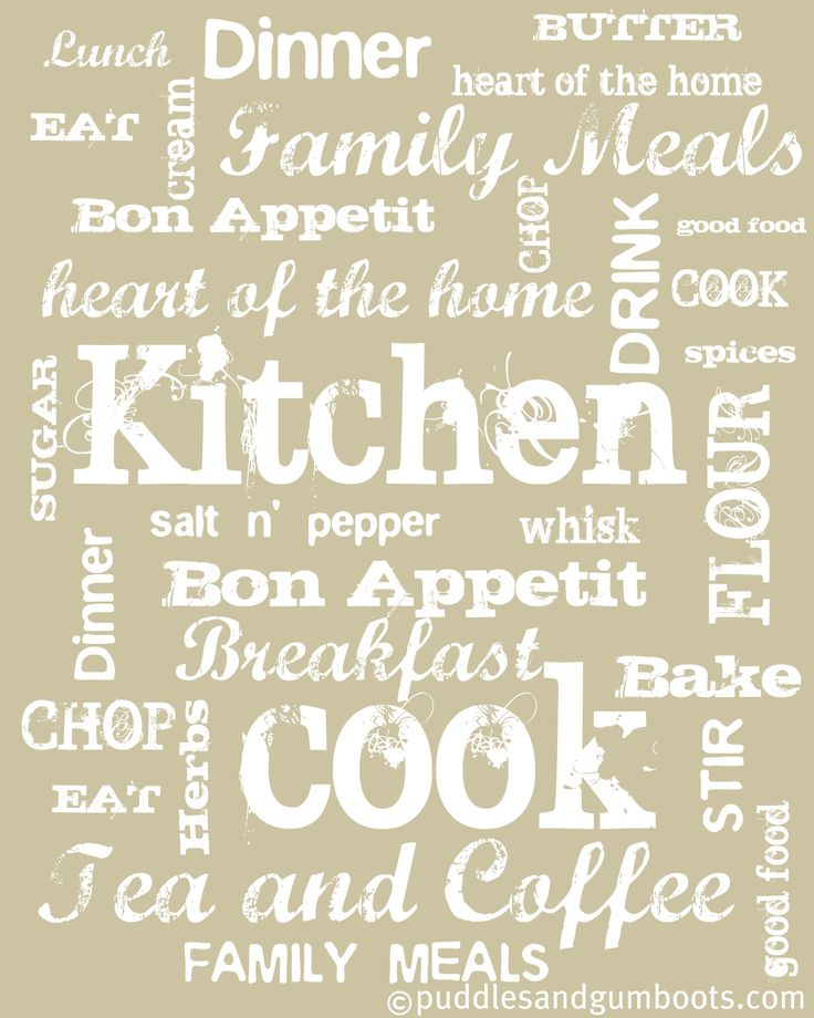 Best 25 Printable Kitchen Prints Ideas On Pinterest: 17 Best Images About Food / Kitchen Quotes And Printables