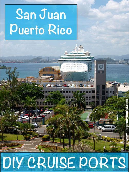 Castillo San Cristobal in San Juan: DIY Cruise excursions. I sailed with Royal Caribbean on Freedom of the Seas, but this is possible with any cruise ship that docks at the port of Old San Juan.