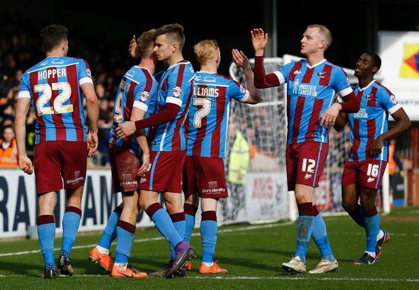 Media Tweets by Scunthorpe United FC (@SUFCOfficial) | Twitter