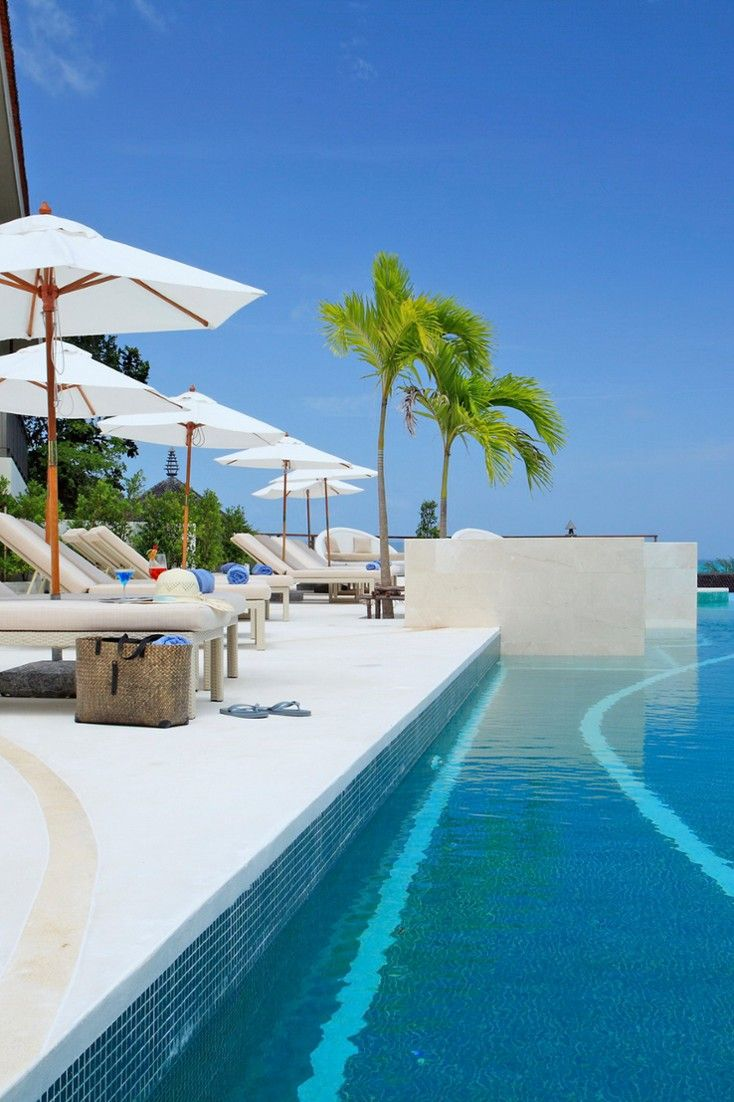 Take a dip in one of the three swimming pools. #Jetsetter Mandarava Resort (Karon, Thailand)