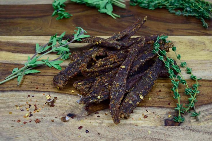 This Cajun Beef Jerky recipe will excite your taste buds which will have you coming back for more! With flavors that come straight from New Orleans, you can't go wrong with this tasty recipe!