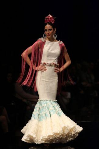 Traje de Flamenca - Yolanda-Rivas - Simof-2016