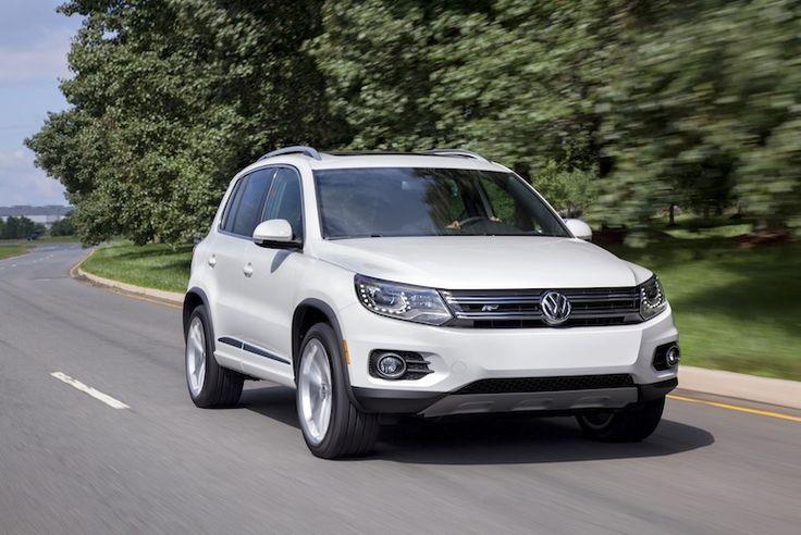2015 VW Tiguan Review