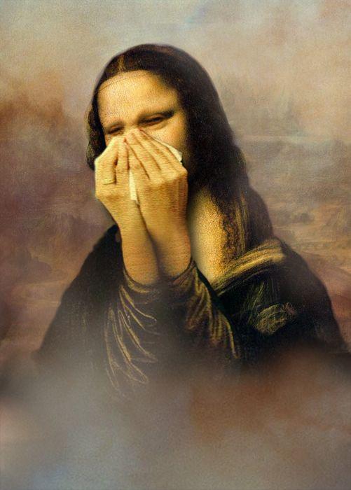 Photoshop Design by HolyWussy for Mona Lisa 3 - Design #8824294