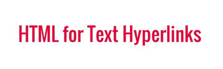 HTML Hyperlinks | Internal Links in HTML| External Links in HTML | E-mail Links in HTML