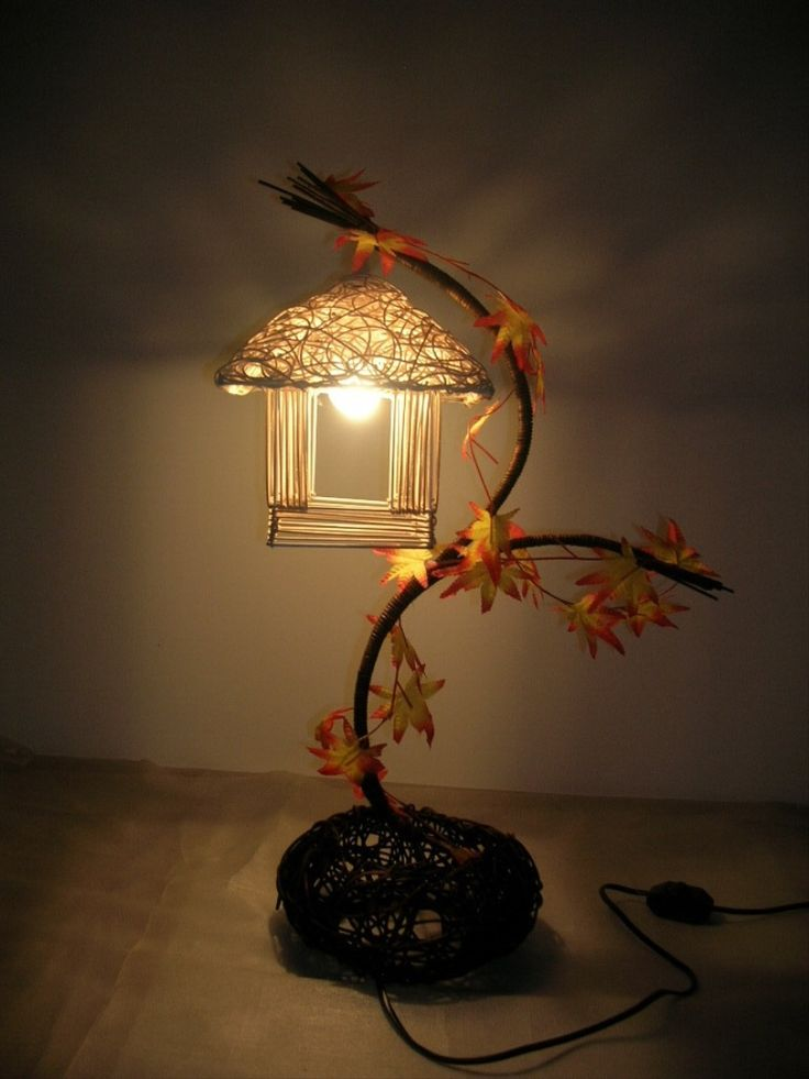 Excellent 26 best handmade table lamps 2015-2016 images on Pinterest  QN35