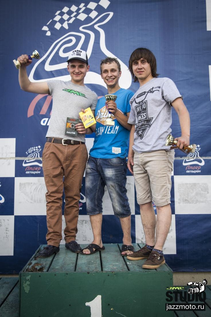 Win Pitbike motard JMC Team