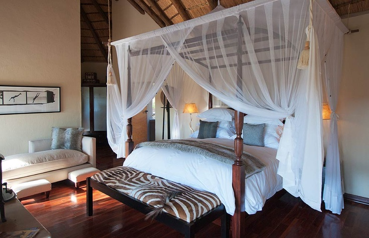 Royal Madikwe Safari Lodge: This was our room in the villa. Stunning!