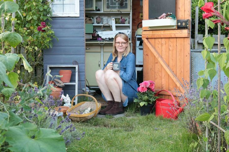It's National Allotments Week! We asked gardening blogger and allotment enthusiast, Katie Lane, to share more of her top tips on how to get the best out of your garden at this time of year.
