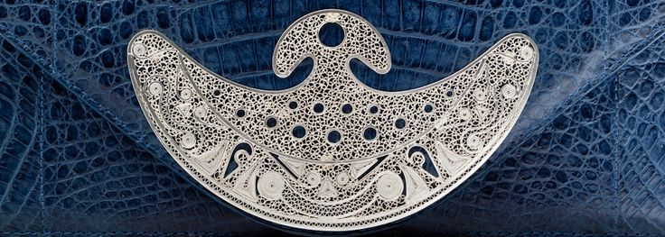 Anillo en filigrana de Mompox - Silver filigree ring, from Mompox.