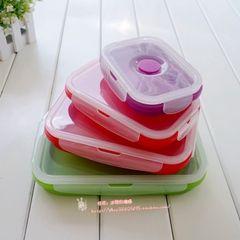 Свободная перевозка груза на экспорт в Европу силиконовые телескопическая складные коробки четче микроволновое коробка для завтрака коробка для завтрака портативными