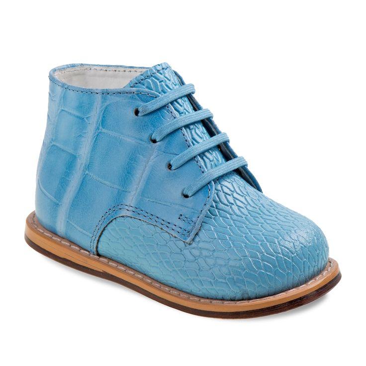 Josmo Toddler Walking Shoes, Kids Unisex, Size: 4.5 T, Blue