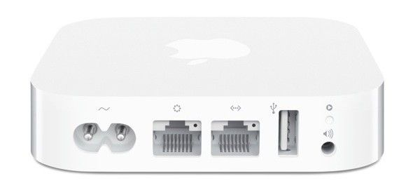 50.	Wireless Router, Apple Airport Express slips out new AirPort Express with simultaneous dual-band WiFi (update: photo!)