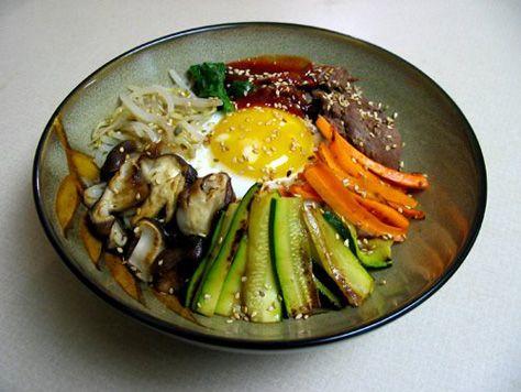 Bibimbap   Korean Food Gallery – Discover Korean Food Recipes and Inspiring Food Photos