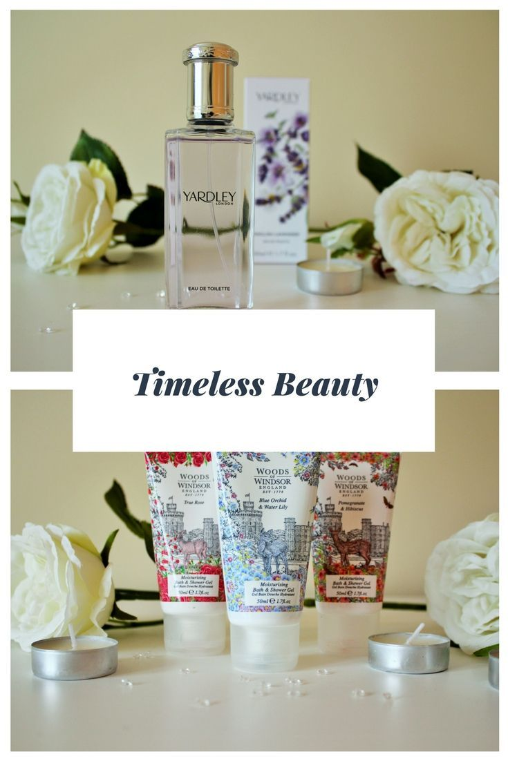 Two classic British brands, beautiful floral fragrances, packaging that's pretty as a picture! Check out some of my favourite gift ideas from Yardley and Woods of Windsor. #30plusbeauty #affordablebeauty #affordablegifts