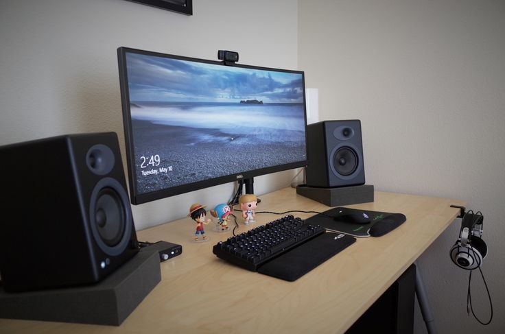 Ultrawide Setup Gaming Amp Pc Set Ups Pinterest Gaming