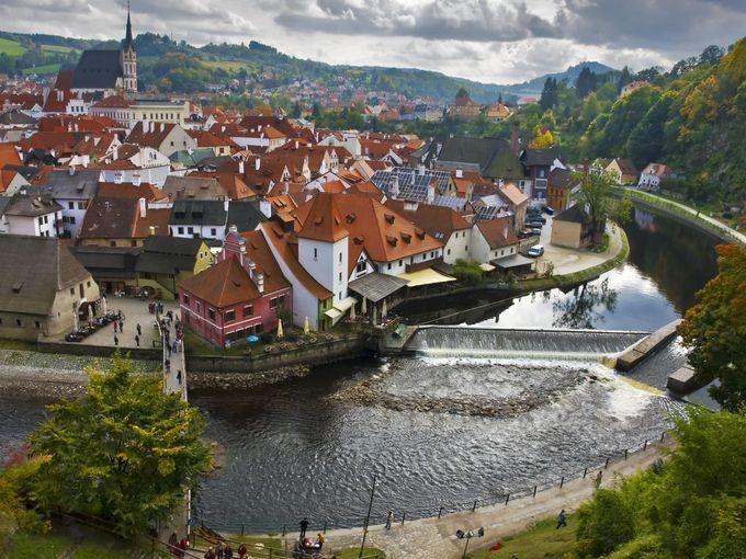 Cesky Krumlov, Czech Republic: Travelers looking for