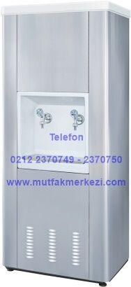 Yemekhane Su Sebili EMK80P:Endüstriyel tip su sebillerinden musluklu su soğutucularından olan bu 80 litre kapasiteli yemekhane su sebili son derece kaliteli,kullanışlı ve güvenilirdir - Yemekhane su sebili satış telefonu 0212 2370749