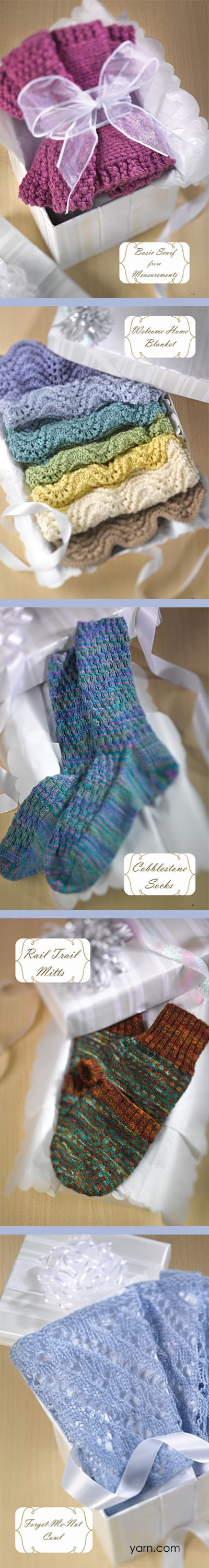 175 best knitting inspiration images on pinterest knit crochet the great gifts ebook from valley yarns 5 knits perfect for giving available at fandeluxe Document