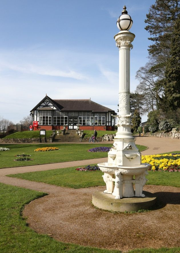 #Congleton – 'the Little Town with the Big Heart'. Congleton Park.