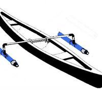 A canoe can be an unstable platform for fishing, diving or any activity that involves moving around, standing or getting into and out of the canoe in deep water. One easy solution, first invented by the Polynesians for their sea canoes, is the outrigger, or canoe stabilizer. There are a lot of commercial outriggers available, but they can be...