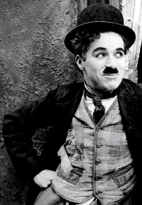 Charlie Chaplin - (4/16/1889 - 12/25/1977) age 88.
