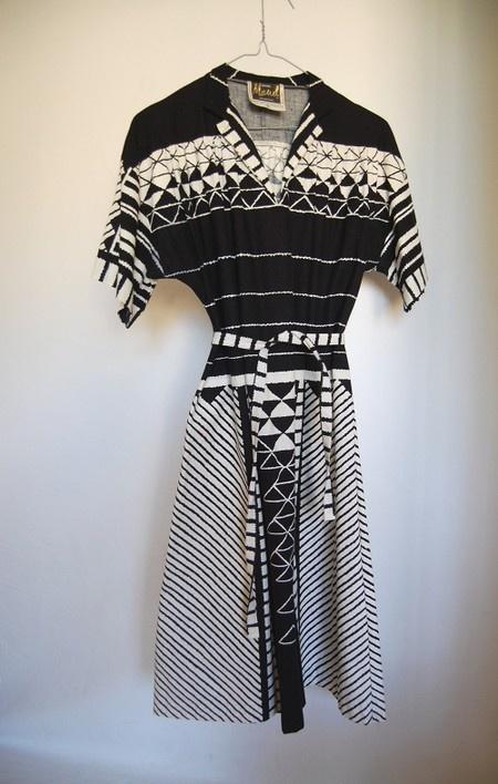 Maud Fredin Fredholm - '60's Swedish textile designer